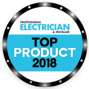 Vanguard Wifi - Top product award sticker