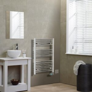 Towel Rail CHROME LR